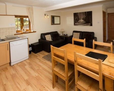 self catering cottages north wales coast